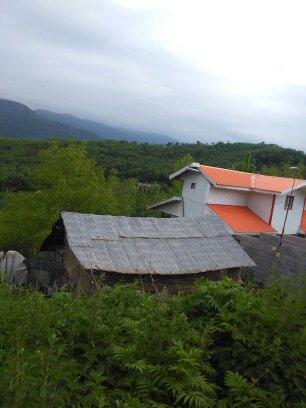فروش زمین روی تپه با تضمین کاربری مسکونی