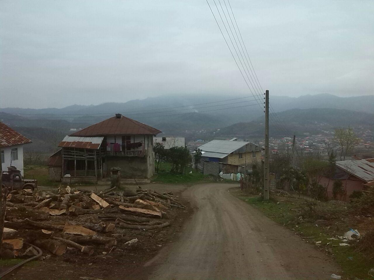 خانه روستایی در اطاقور با تمام امکانات